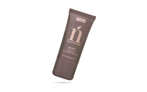 Natural Side Foundation - PUPA Milano