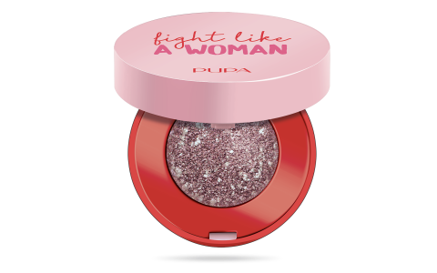 Fight Like a Woman Dual Chrome Eyeshadow - PUPA Milano