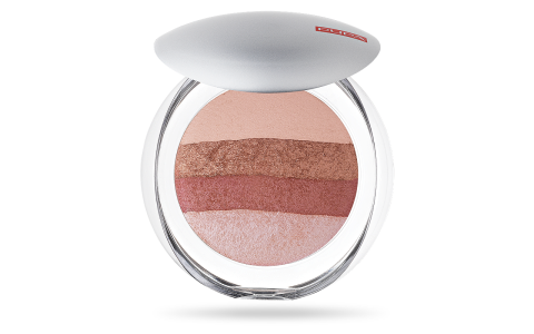 Luminys Baked All Over Illuminating Blush-Powder - PUPA Milano