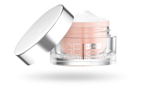 Age Revolution Anti-Wrinkle Redensifying Cream Lip and Eye Contour - PUPA Milano