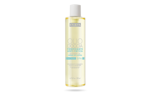Toning Anti-Fatigue Shower Oil