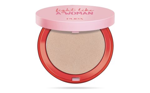 Fight Like a Woman Highlighter - PUPA Milano