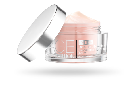 Age Revolution Smoothing and Brightening Dark Spot Cream SPF 20 - PUPA Milano