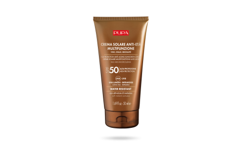 Multifunction Sunscreen Face Cream SPF 50 (50 ml)