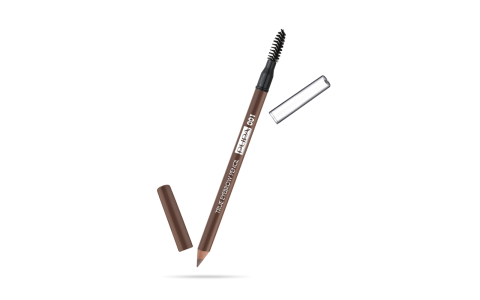 True Eyebrow Pencil Total Fill Eyebrow Pencil-Long Lasting - Waterproof - PUPA Milano
