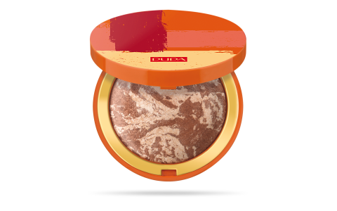 Summer Escape Marbled Bronzer