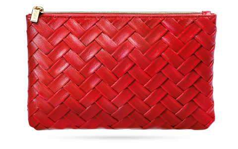 Pochette Red Twist - PUPA Milano