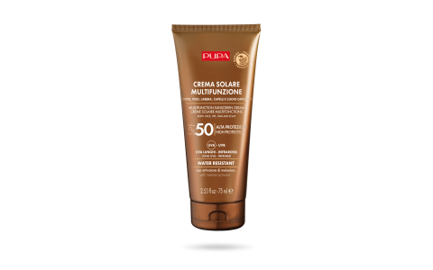 Multifunction Sunscreen Cream SPF 50