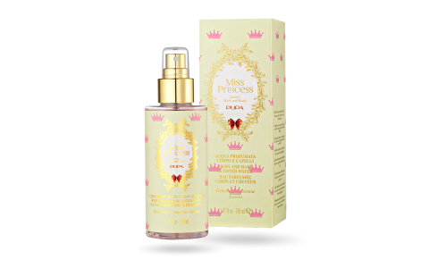 Miss Princess Body and Hair Scented Water - PUPA Milano