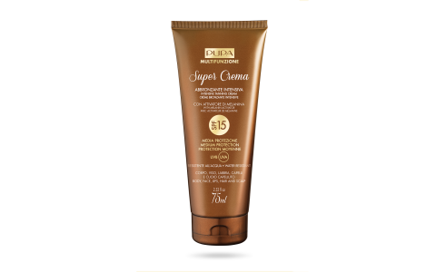 Super Intensive Tanning Cream SPF 15
