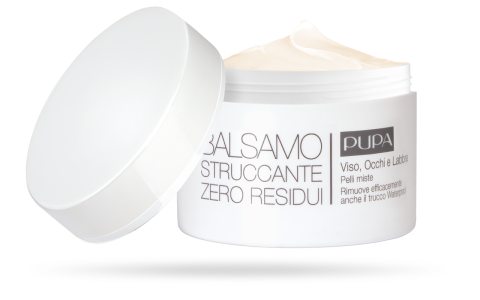 Zero Residue Make-Up Removing Balm Combination Skin - PUPA Milano