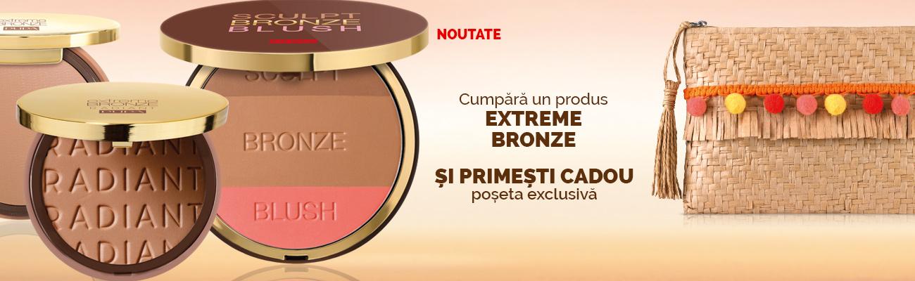 Extreme bronze- PUPA Milano