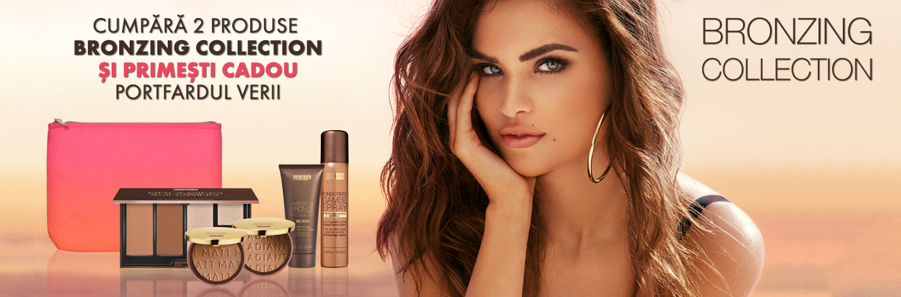 Bronzing Collection Promo