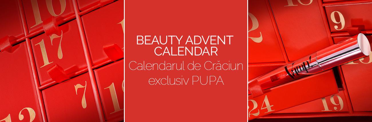 Calendarul de Crăciun - PUPA Milano