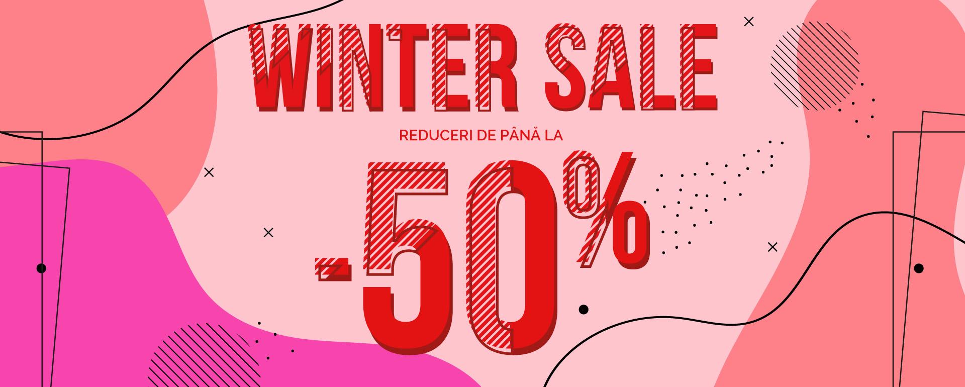Winter sale -PUPA Milano