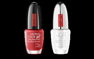 Lasting Color Gel + Multi Nail Care 7 in 1
