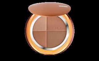 4Sun Compact Bronzing Powder - Multi Effect - PUPA Milano