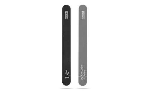 Double-Sided Abrasive Nail File