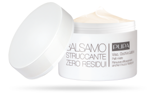 ZERO RESIDUE MAKE-UP REMOVING BALM Combination skin