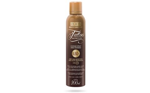 Tattoo Protection Invisible Spray SPF 50+