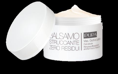 ZERO RESIDUE MAKE-UP REMOVING BALM Delicate skin