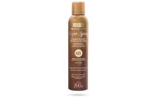 Super Spray Invisible Tanning SPF 15 - PUPA Milano