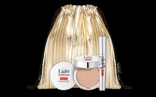 Vamp! Mascara + Light Infusion - Face Highlighter