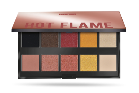 Make Up Stories Palette Hot Flame